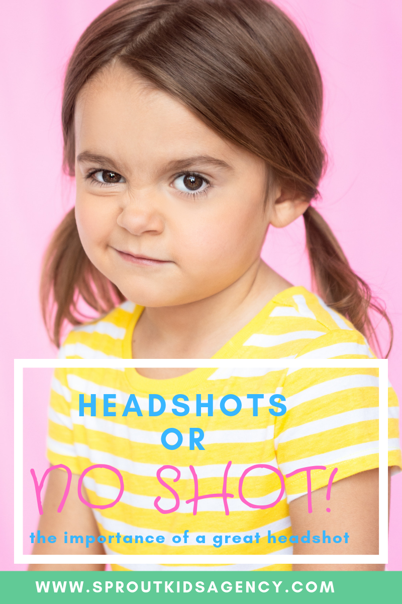Headshots, or no shot.