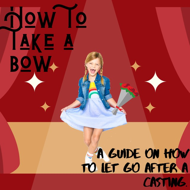 When to take a bow?