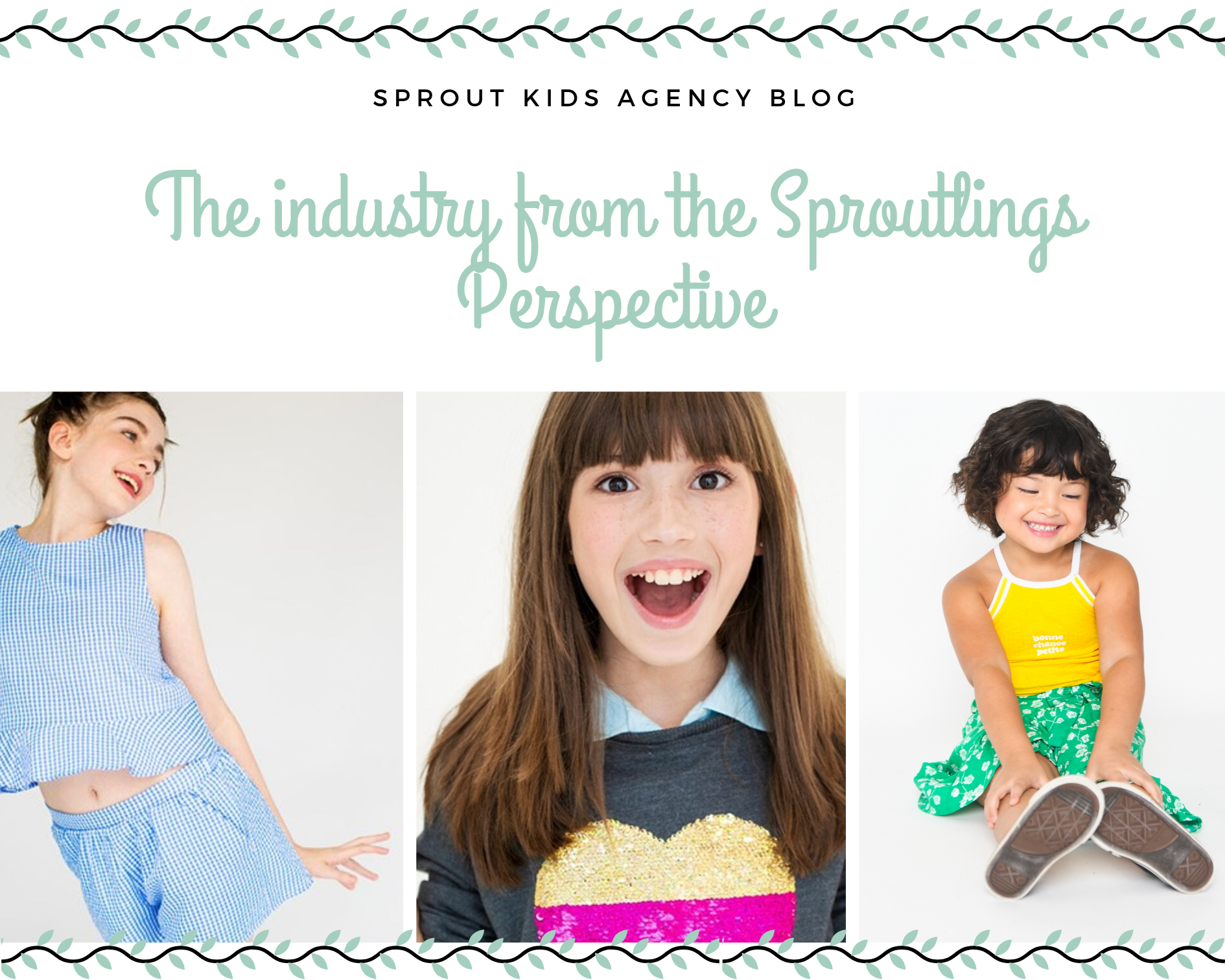 The industry : from the Sproutlings Perspective