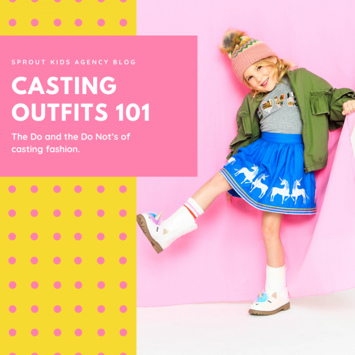 The do and the do not's in casting fashion